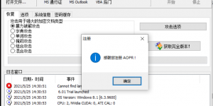 Advanced Office Password Recovery破解版 v6.01